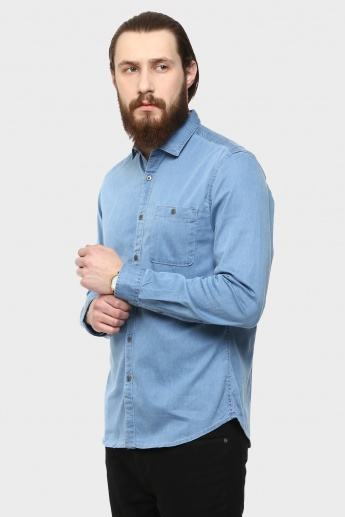 BOSSINI Denim Shirt
