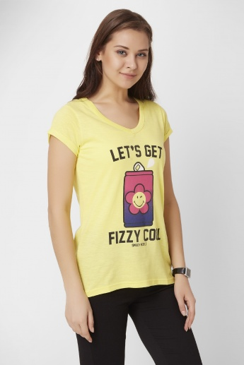 SMILEY Fizzy Cool T-Shirt