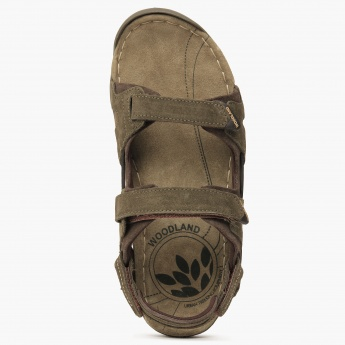 WOODLAND Velcro Closure Sandals