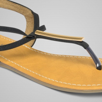 INC.5 Flat Casual Sandals