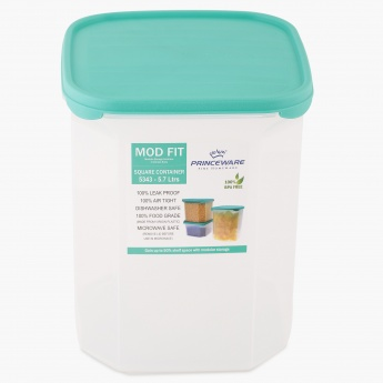 Mod Fit Teal Container-5.73 Ltr