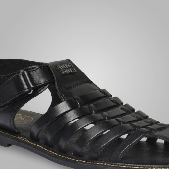 ALBERTO TORRESI Velcro Closure Sandals