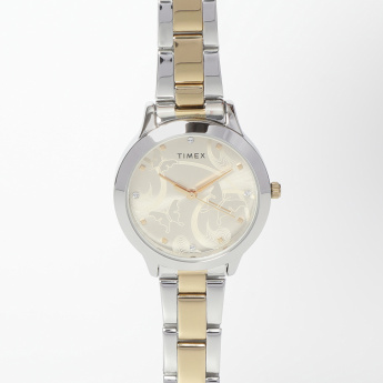 TIMEX Women Water-Resistant Analog Watch - TW000T608