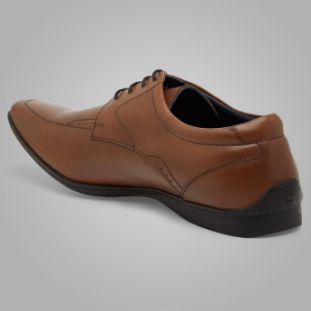 LOUIS PHILIPPE Apron Toe Shoes