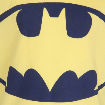 KIDSVILLE Batman Crew Neck T-Shirt