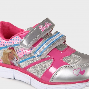 BIOWORLD Shimmer Rush Barbie Shoes