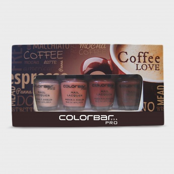 COLORBAR Pro Mini Collection Nail Lacquer