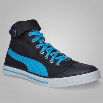 PUMA High Ankle Canvas Sneakers