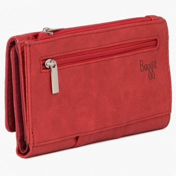 BAGGIT Cambridge Forestdew Wallet