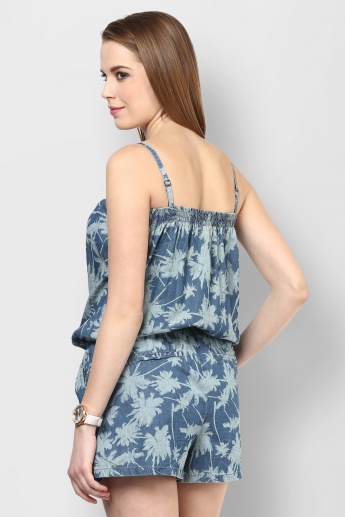 ONLY Strappy Exotic Playsuit