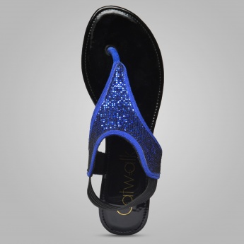 CATWALK Glitter Goddess Sandals