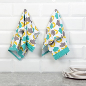 Printed Terry Kitchen Towel - 40 x 60 cm.