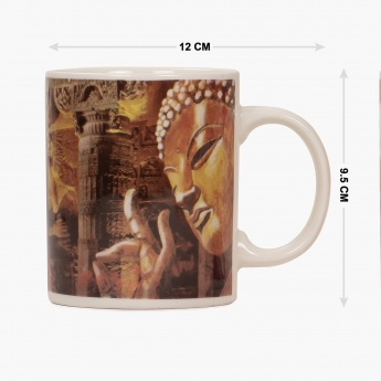 Digital Print Mug-Set Of 2