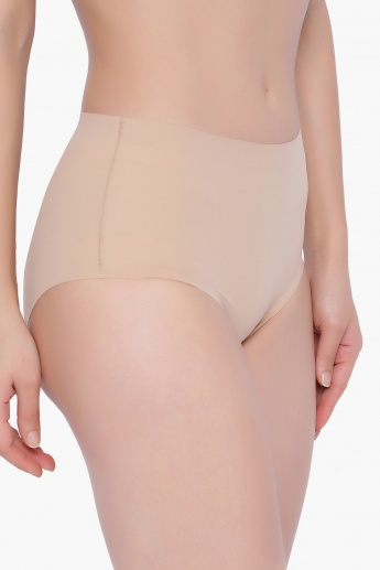 AMANTE Solid Silicon Floss Panty