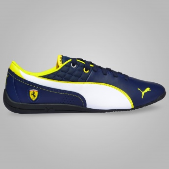 PUMA Drift Cat 6 Scoda Ferrari  Lace-Up Sneakers