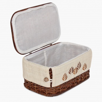 Norma Rectangular Sewing Box