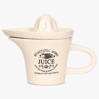Beautiful Home Ceramic Citrus Juicer