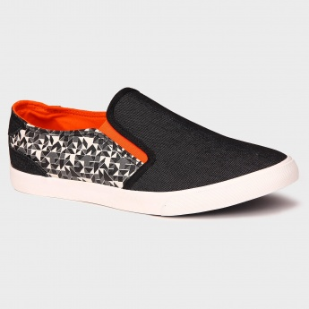 FORCA Canvas Slip Ons