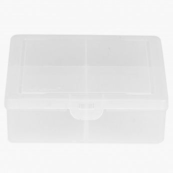 Regan 4 Division Storage Box