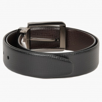 TOMMY HILFIGER Textured Belt