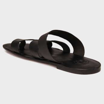 U.S. POLO ASSN. Strappy Slippers