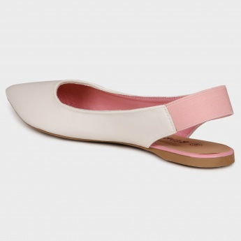 GINGER Pointed Toe Flats