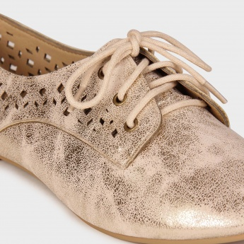 GINGER Metallic Mingle Shoes