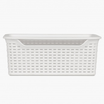Regan Storage Basket With Lid- 4 litre