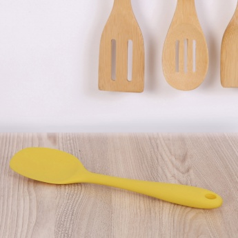 Sweetshop Silicone Spoon With Metal Inside