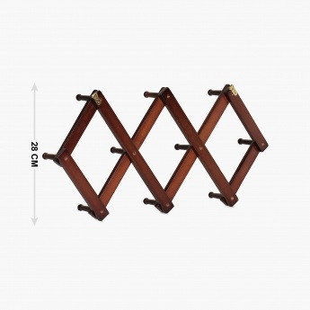 Winston Kennedy Wooden Telescopic Hanger