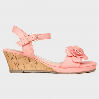 JUNIORS Flower-Up Wedges