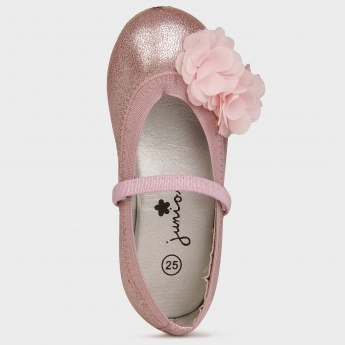 JUNIORS Glittery Bliss Ballerinas