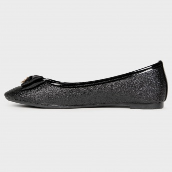 JUNIORS Shimmer Dust Ballerinas