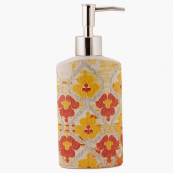Hudson Printed Soap Dispenser
