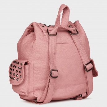 GINGER Studded Backpack