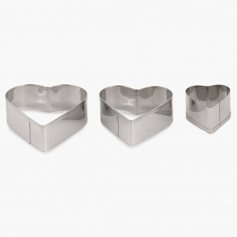 Sweetshop Cookie Cutter- Set Of 3