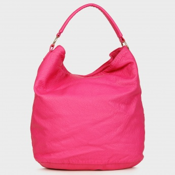 GINGER Short Handle Hobo Bag