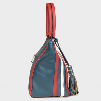 PAPRIKA Vertigo Stripes Handbag