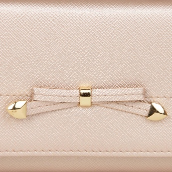 PAPRIKA Bow Detail Wallet