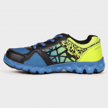 KAPPA Sporty Lace-Up Shoes