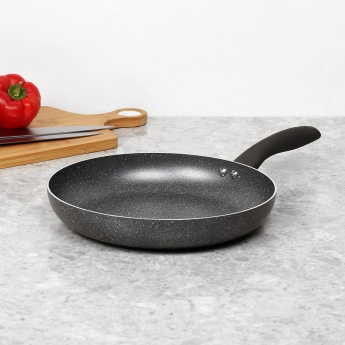 Marlin Non-stick Marble Coating Fry Pan - 28 CM