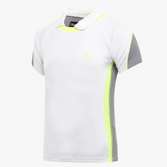 KAPPA Sporty Polo Neck T-Shirt
