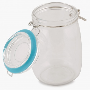 Peroni Glass Canister - 1 litre