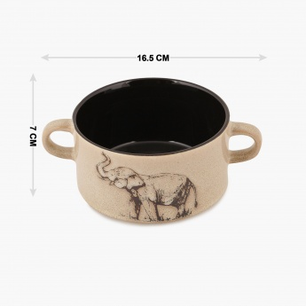 Imperial Elephant Soup Bowl