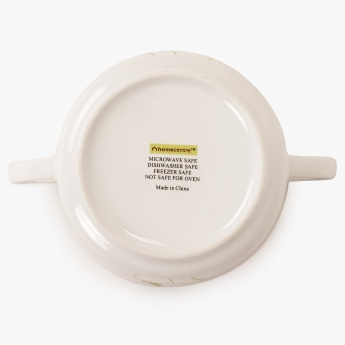 Marina Soup Bowl With A Handle