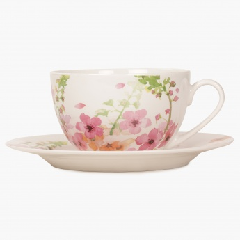 Marina Tea Cup And Saucer