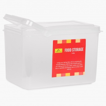 Sweetshop Food Container - 4 litre