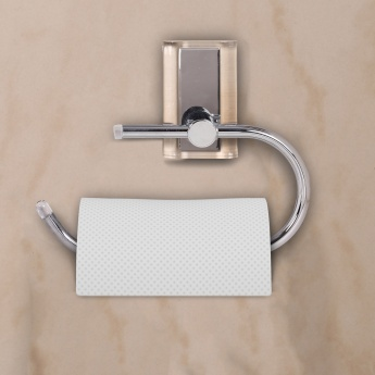 Hudson Toilet Roll Holder