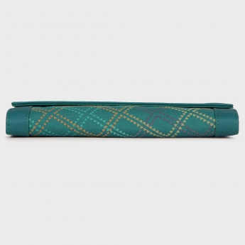 BAGGIT Ethnic Rush Fold Over Wallet