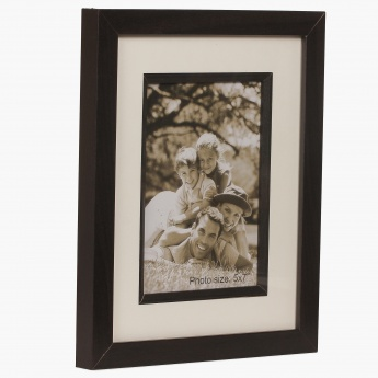 Memories Sterling Photo Frame - 23 X 28 CM